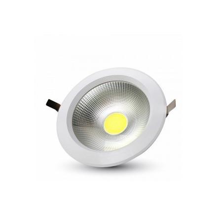 10W LED apvalus šviestuvas...