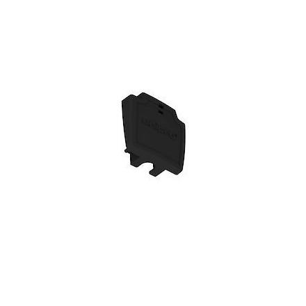 UNIPRO juodas galinis dangtelis 4šerdžių
