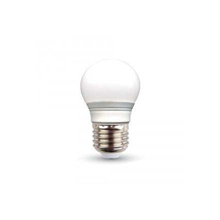 3W LED lemputė Е27 SMD LED (2700K) šiltai balta