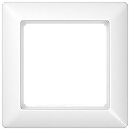 Apdailos Rėmelis AS581WW vienvietis, baltas