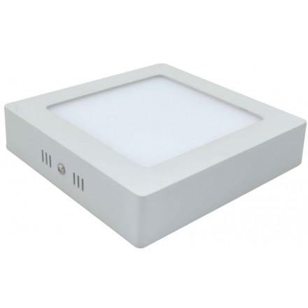 12W LED paviršinė panelė...
