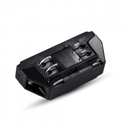 4I priedas prie šviestuvų bėgeliuose (mini), juodas.