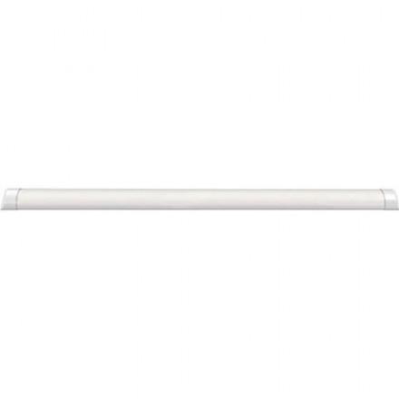 36W LED sieninis šviestuvas HOROZ, (LED SMD), 120cm, (6400K) šaltai balta