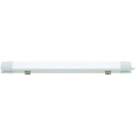 36W LED sieninis šviestuvas HOROZ, (LED SMD), IP65, 1217mm, (6400K) šaltai balta