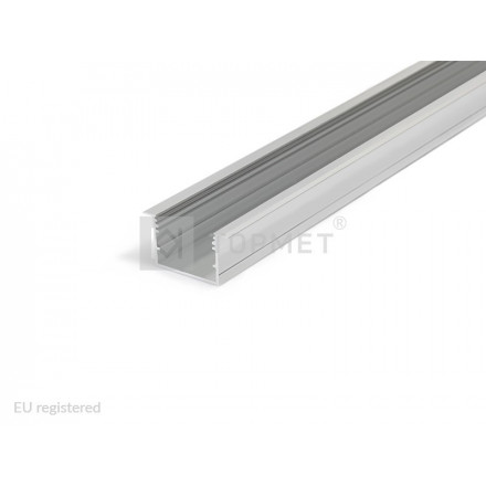1m LED juostos profilio...