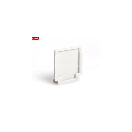 LED profilis TEKNIK, užbaigimo elementas(1vnt)