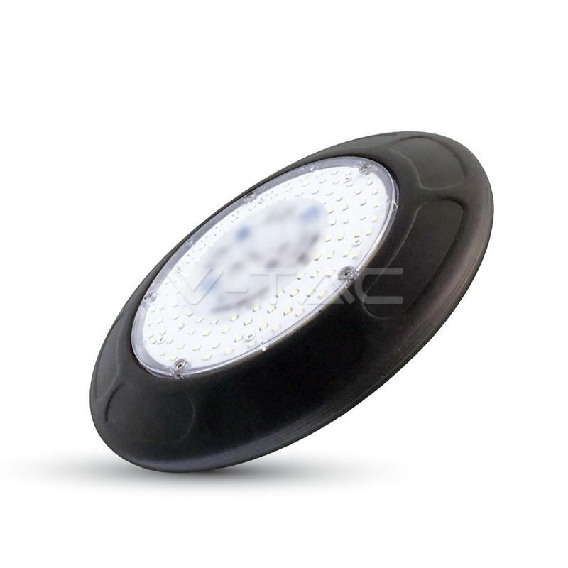 50W LED sandėlio šviestuvas V-TAC UFO, A+, (4000K) dienos šviesa