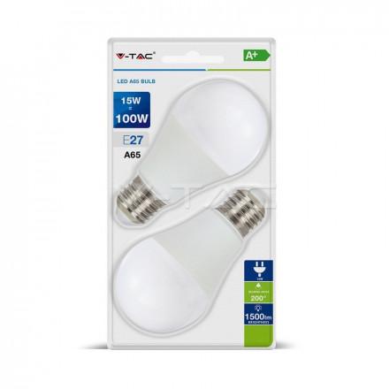 15Wx2vnt/pakuotėje LED...