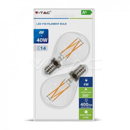 4Wx2VNT/pakuotėje LED...