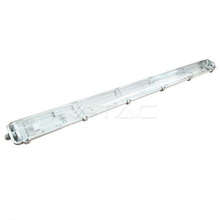 2x18W LED šviestuvas (su...