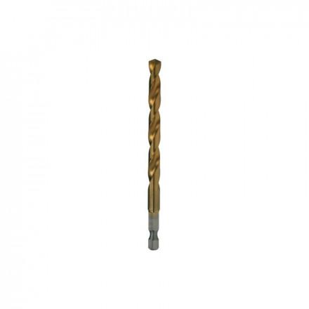 Grąžtas metalui MAKITA HSS-Tin 1/4 6 mm