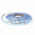 10,8 W/m LED juosta V-TAC, SMD5050, 60 LED/m, RGB + 4000K (natūraliai balta)