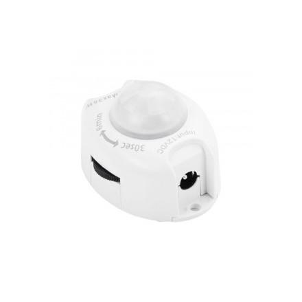Judesio daviklis V-TAC, pritaikytas LED miegamojo apšvietimui.