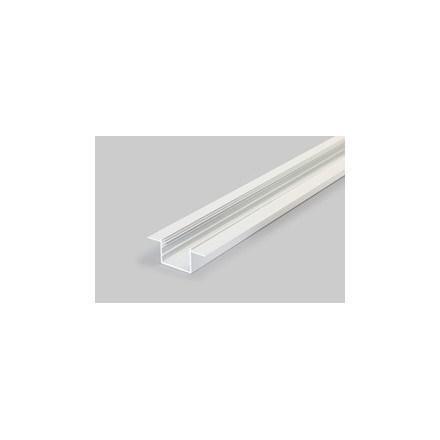 1m LED juostos priglaistomo profilio VARIO30-05 Baltas