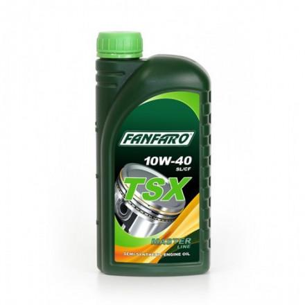 Universali pusiau sintetinė alyva FANFARO TSX 10w40 1L