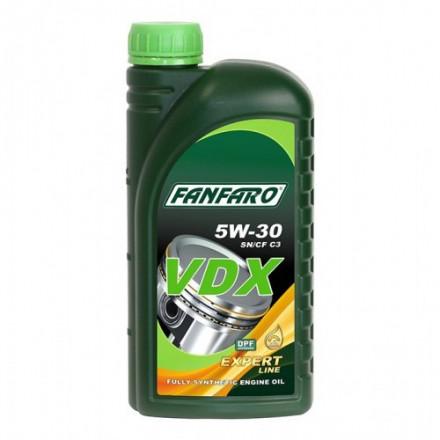 Universali sintetinė alyva Fanfaro VDX 5W30 1L