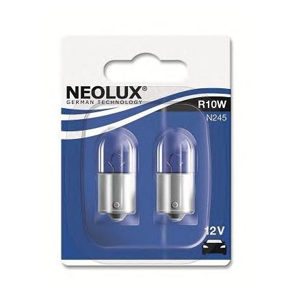 Automobilinė lemputė NEOLUX 10W 12V BA15S 5xFS10