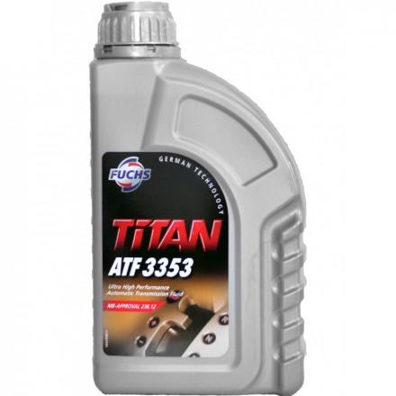 Automatinės transmisijos alyva FUCHS TITAN ATF 3353 1L