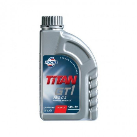 Variklio alyva Fuchs TITAN GT1 PRO C2 5W30 1L