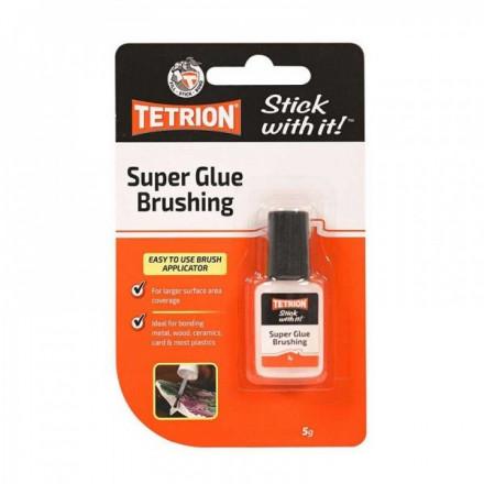 CARPLAN TETRION SuperGlue klijai - teptukas 5G TSG005