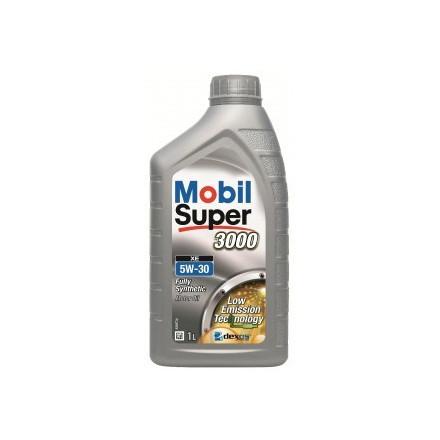 Sintetinė alyva MOBIL SUPER 3000 XE 5W-30 1L