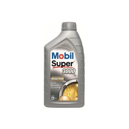 Sintetinė alyva MOBIL SUPER 3000X1 5W-40 1L