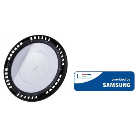 150W LED sandėlio šviestuvas V-TAC, 4000K (natūraliai balta),SAMSUNG LED chip, su MEANWELL maitinimo šaltiniu