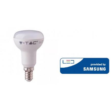3W LED lemputė Е14 V-TAC, R39, 4000K (natūraliai balta), SAMSUNG LED chip