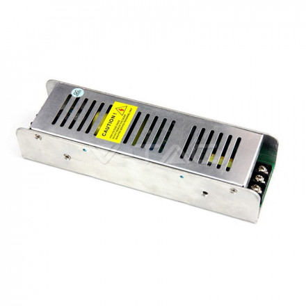 150W Maitinimo šaltinis 12V V-TAC, IP20, 12.5A, dimeriuojamas