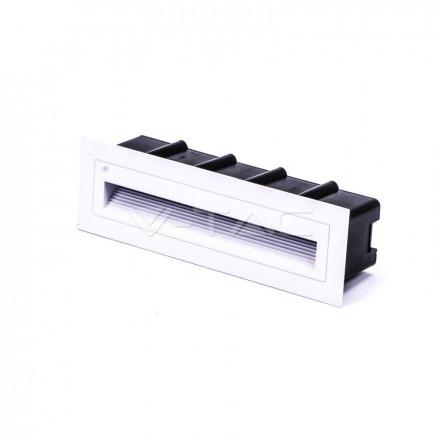 6W LED sieninis įleidžiamas...
