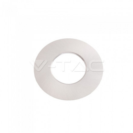 Nikelio spalvos keičiamas dangtelis skirtas šviestuvui LED9827
