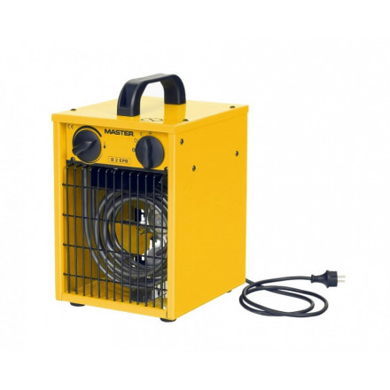 Elektrinis šildytuvas B2 EPB, 2 kW, Master