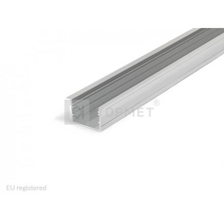 1m LED juostos profilio VARIO30-07, baltas