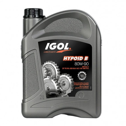 Alyva IGOL HYPOID B MULTIGRADE 80W90  1L
