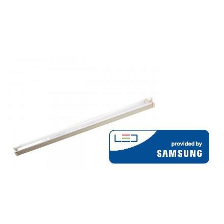 22W LED šviestuvas V-TAC, 150cm, 4000K (natūraliai balta), SAMSUNG LED chip