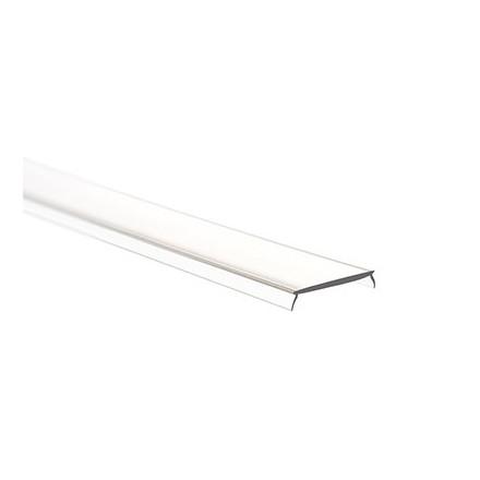 1m LED profilio dangtelis MUN 22 (skaidrus)