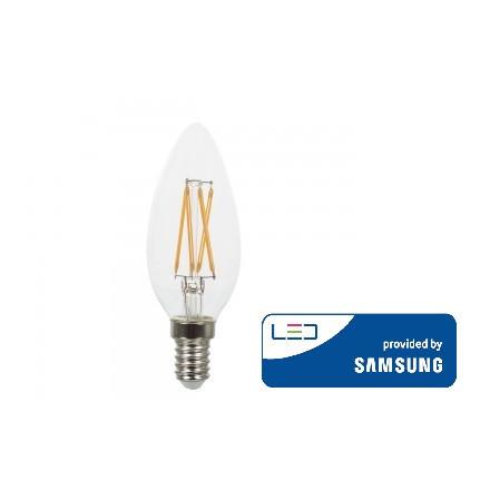4W LED lemputė V-TAC, E14,...
