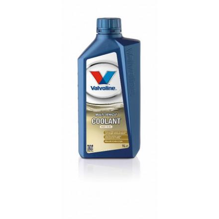Aušinimo skystis Multi-Vehicle Coolant 50/50 paruoštas 1L, Valvoline