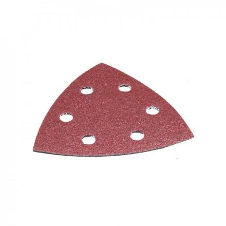 Trikampis šlifavimo popierius medienai MAKITA 94 mm, 10 vnt. K180
