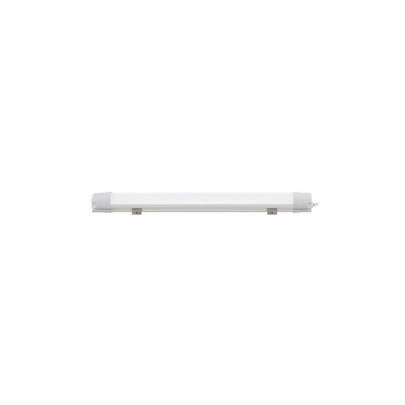 18W LED sieninis šviestuvas HOROZ, (LED SMD), IP65, 4200K (natūraliai balta)