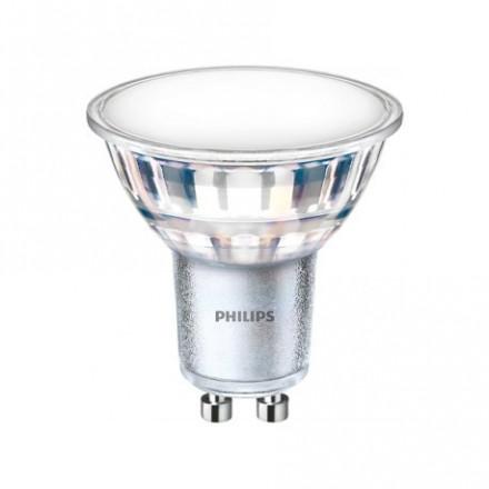 5W LED lemputė PHILIPS Corepro GU10, (3000K) šiltai balta