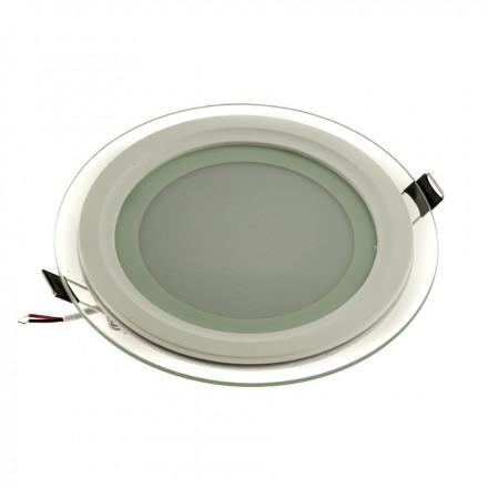 12W TIKI LED įmontuojama panelė 40000-4500K