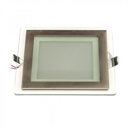 12W Robby LED įmontuojama panelė 4000-4500K
