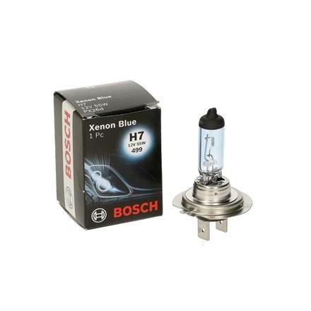 Lemputė 12V H7 55W XENON BLUE PX26D