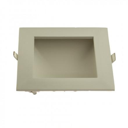 12W TONVEX LED įmontuojama panelė 4000-4500K