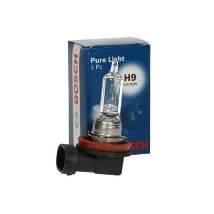 Lemputė 12V H9 65W PGJ19-5 BOSCH