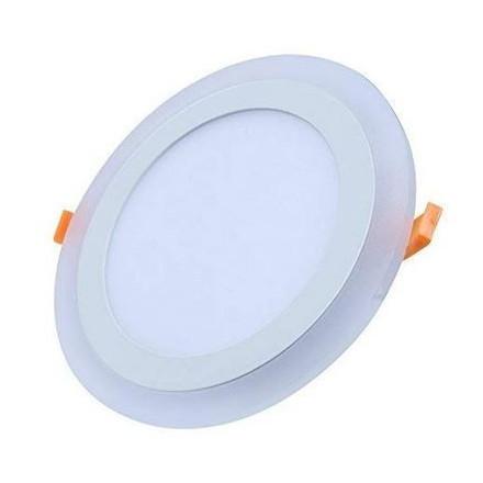 6DW+3WW Round-plu LED įmontuojama panelė 2500-4500K