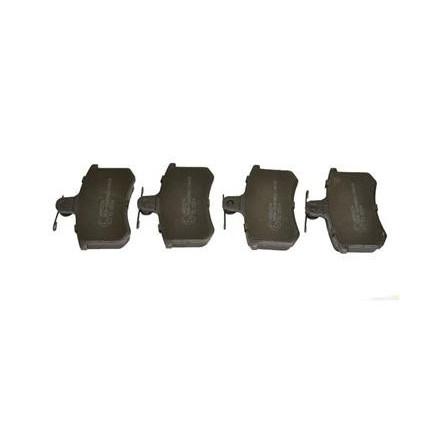 Stabdžių trinkelės WERTTEILE AUDI A4 1.6,1.8 95-00, A8 2.5TDI 97-00, 2.8 94-96, 3.7 95-98