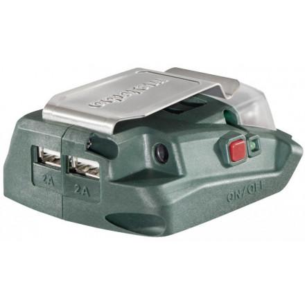 Adapteris PA 14.4-18 LED-USB, Metabo