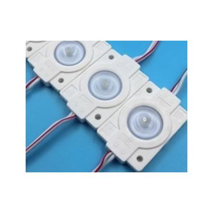 Led moduliai 1,5W CW 6000-6500K